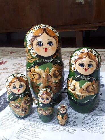 Матрёшки новый произ.Россия
