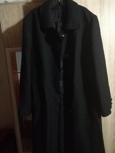Kaput-crna-boja - Srbija: Kvalitetan nov kaput donesen iz Nemacke. Boja crna, cena 4000. Zvati n