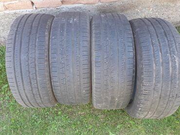 4 Letnje gume P 235/55 R18
