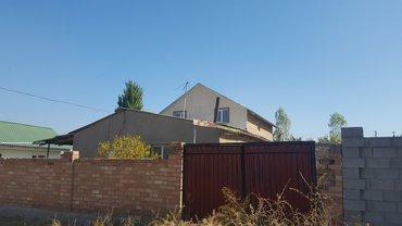 Продаю большой дом в элитном районе под само отделкой законченной до 8 в Бишкек