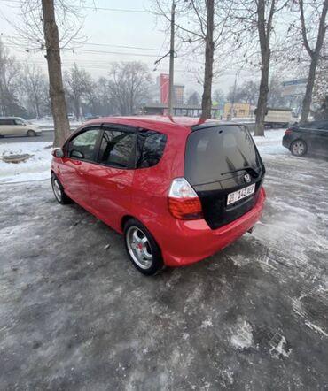 купить титановые диски на ниву в Кыргызстан: Honda Fit 1.3 л. 2005