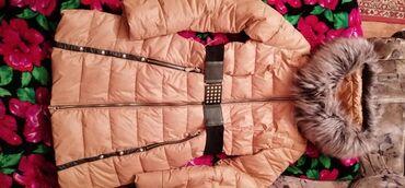 Отдам куртку за пачку порошка миф, 42 размер.состояние нормальное