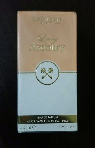 Bakı şəhərində Oriflame parfüm suyu 100% original