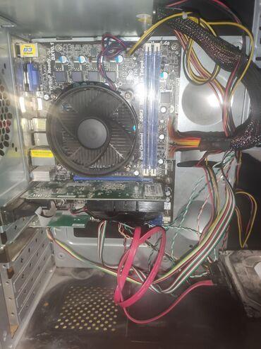 logitech hd в Кыргызстан: Продаю неплохой системник. В хорошем состоянии. Стоит свежая windows