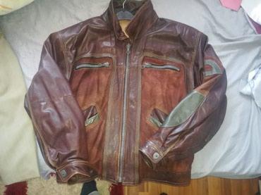 Kozna jakna uvoz italija xl - Nis
