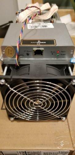Bitmain Antminer S9 13.5 TH/s Bitcoin BTC Miner w/Power в Бостери
