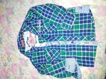 Ostala dečija odeća   Vranje: Karirana košulja vel. 1