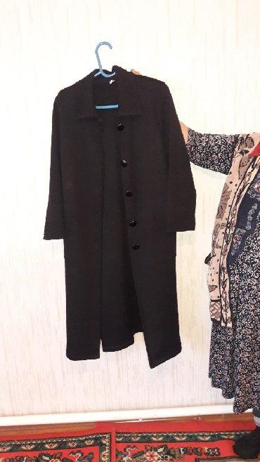 Пальто - Сокулук: Продаю кардиган женский, черного цвета, теплый, в отличном состоянии