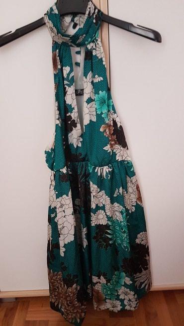 SPUSTENA CENA SADA 600 DIN Zara haljina, s velicina, par puta nosena, - Novi Sad