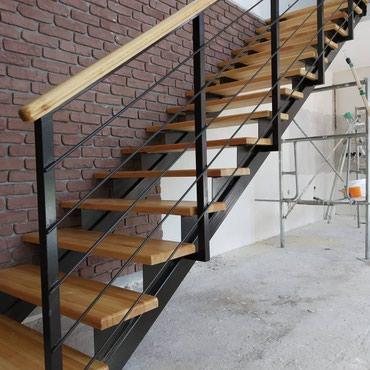 Металло-Конструкции Лестниц в Кант
