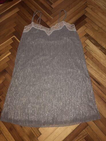 Zlatna-haljina-blondy-radnji-placena - Srbija: Dress Club Zara S