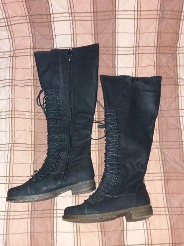 Ženska obuća | Knjazevac: Super cizme, nedavno kupljene, vrlo malo nosene. Safran designed in