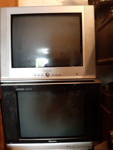 Продаю рабочий телевизоры цветной работает всё