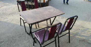 Oturacaq masa dest 110x70 ölçüde masa acilib yigilir, modelleri