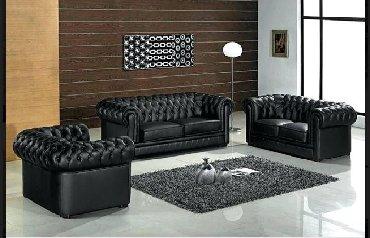 chester sofa - Azərbaycan: Yumsaq dest Chester Field