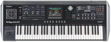 Roland V-synth Gt 61-key Variable Oscillator Synthesizer в Московский