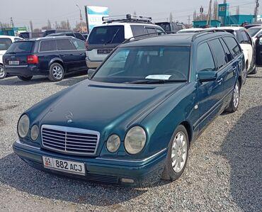 Mercedes-Benz E 430 4.3 л. 1998 | 386 км