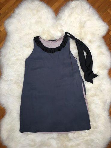Koton haljina, jednom bukvalno nošena, za neku priliku, veličina je - Vrnjacka Banja