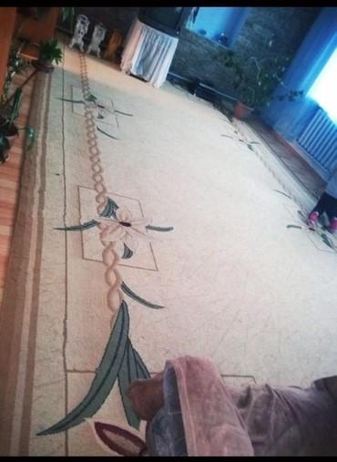 Продаю палас в хорошем состоянии длина 7 метров ширина 4.5 в Бишкек
