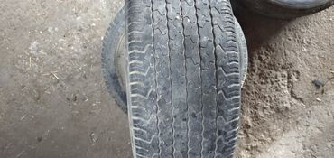 Продам 3 колеса Brigstone 225/50/12,5 летняя состояние Зыньк остаток
