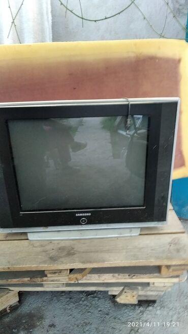 Продаю телевизоры Самсунг рабочие кинескопные флеттрон с укороченым