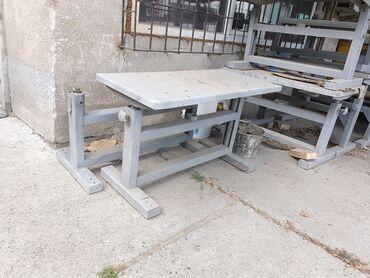 Верстаки, железные столы металлические, отличное состояние, новые. В