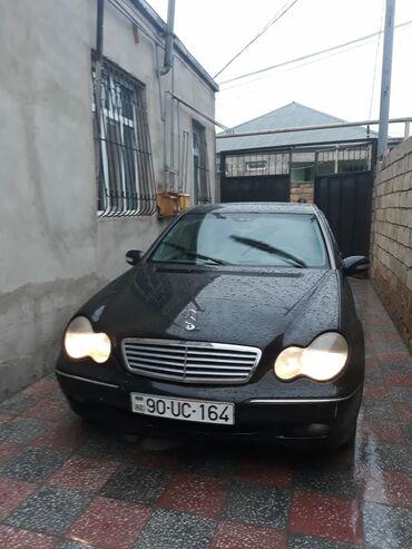 Mercedes-Benz C-Class 2 л. 2001 | 250000 км
