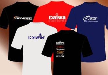 Печать на футболках. Эффективная и в Бишкек