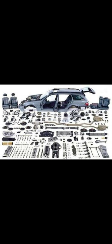 Запчасти на заказ ( BMW, Mercedes, Toyota, Honda, Nissan, Sybary, Mits