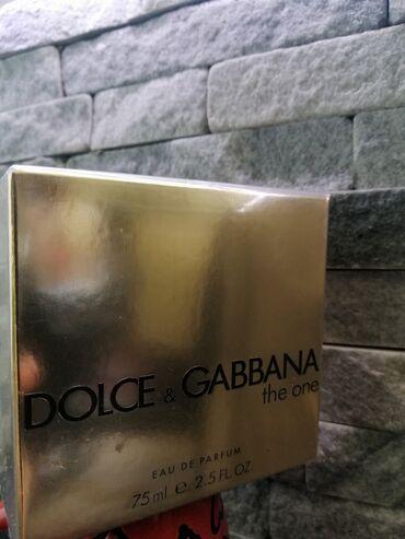 Parfemi - Srbija: Original Dolce&Gabbana The one, 75 ml, novo