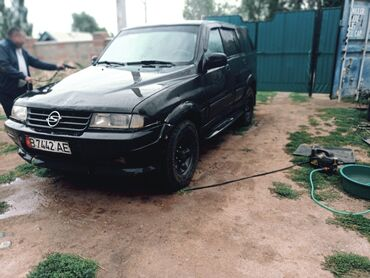 Транспорт - Каракол: Ssangyong Musso 2.9 л. 1997 | 286698 км