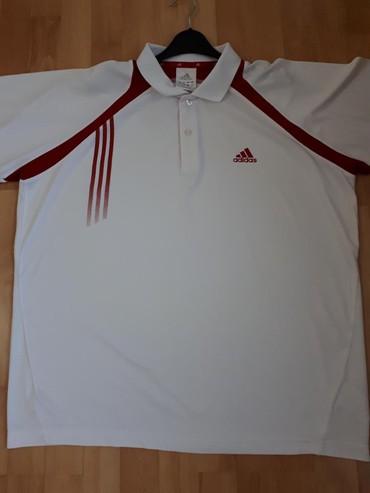Majica polo original Adidas 2Xl u perfektnom stanju, ocuvana, bez - Jagodina