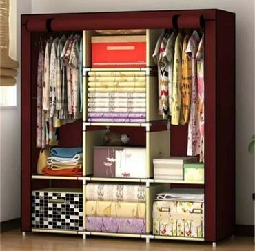 Garniture - Srbija: PRAKTIČNI GARDEROBER Cena 3800din Odložite letnju garderobu u ovaj