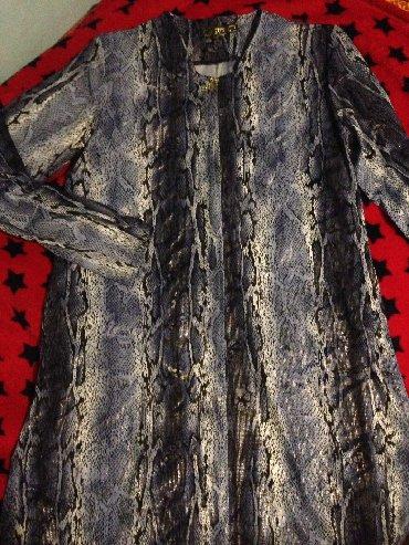 lux материал в Кыргызстан: Платье свободного покрова материал холодец,размер 52,54,56.последние