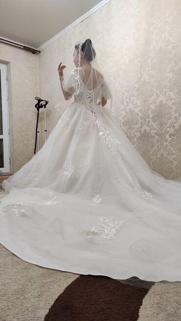 как заказать платье в Кыргызстан: Свадебное платье НОВОЕ (не одевали даже)Заказали с Китая, но на
