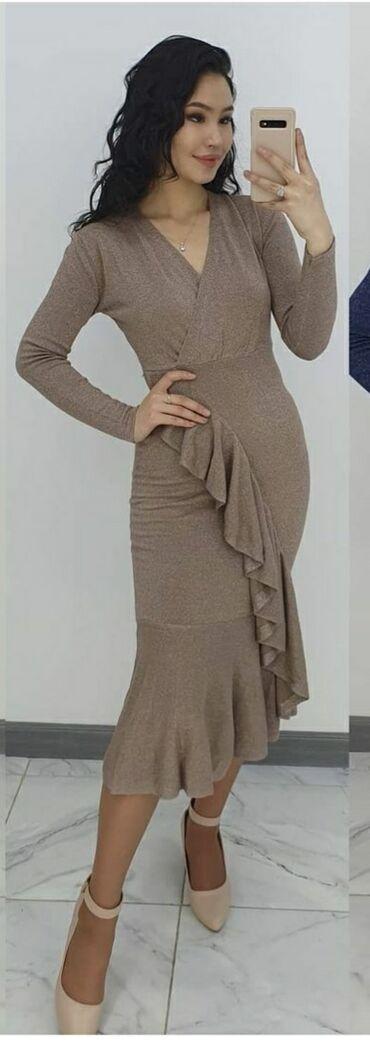 Продается новое платье с люрексом, размер стандартный. Качество