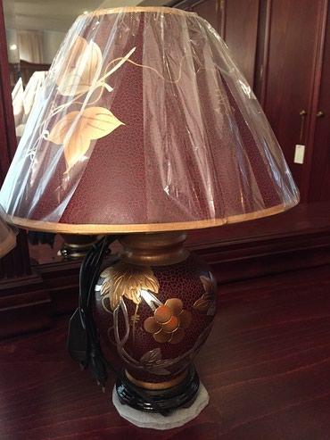 Такая классная лампа!! Все-таки в Бишкек