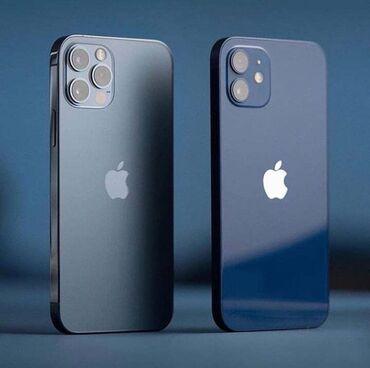 Νέα iPhone 12 512 GB Μαύρος