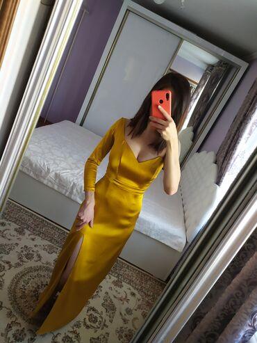 вечернее платье бирюзовый в Кыргызстан: Нарядные вечерние платья на продажу и прокат. Размер S (42). Цены от 0