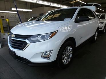 Chevrolet Equinox 1.5 l. 2018 | 34630 km
