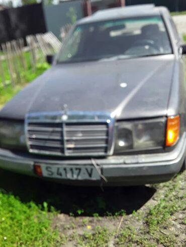Mercedes-Benz 230 2.3 л. 1987