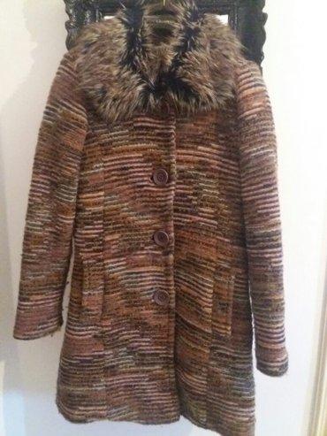 Mantil jakna malo punija i u jako dobrom stanju par puta nosena. - Indija