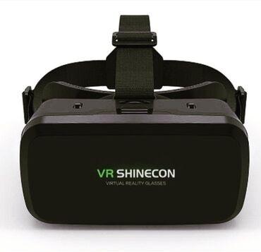 Telefona 3D görüntü verən Vr box