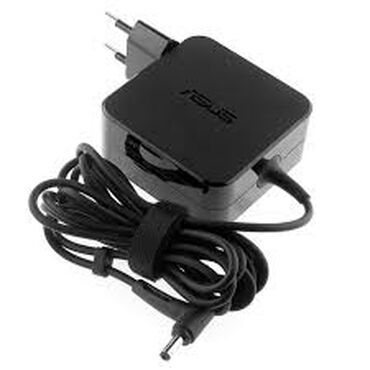 Asus 65W Slim Notebook Power Adapter orqinal qarantiyali satilir teze