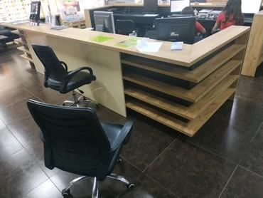 дэфо офисная мебель в Кыргызстан: Офисная мебель на заказ