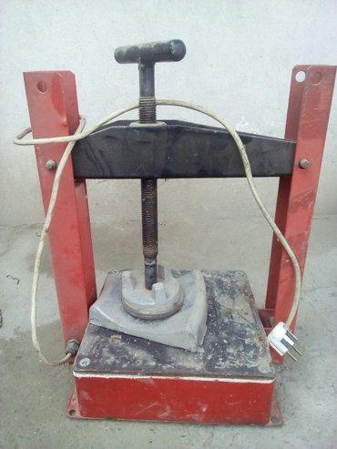 Аппарат элекровулканизационный ас-107. масса 19 кг,220в,0,3 квт. в Ош