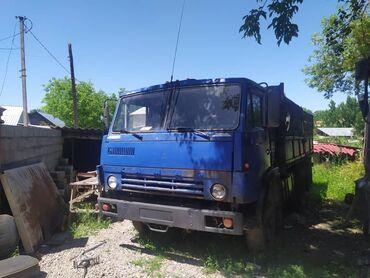 камаз бишкек in Кыргызстан | ГРУЗОВИКИ: Продаю КамАЗ Подробнее информацию, по телефону