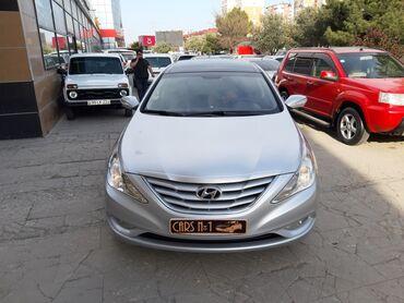 bar çubuğu - Azərbaycan: Hyundai Sonata 2.4 l. 2010 | 180000 km