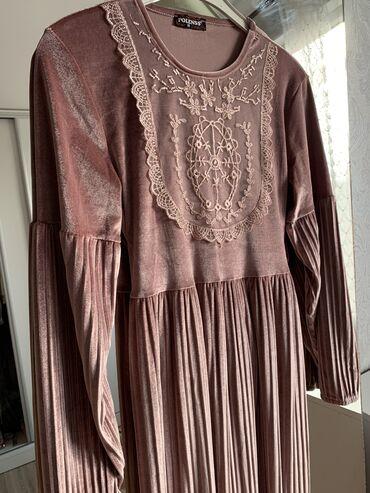 напрокат платья в Кыргызстан: Платье Свободного кроя Moda M