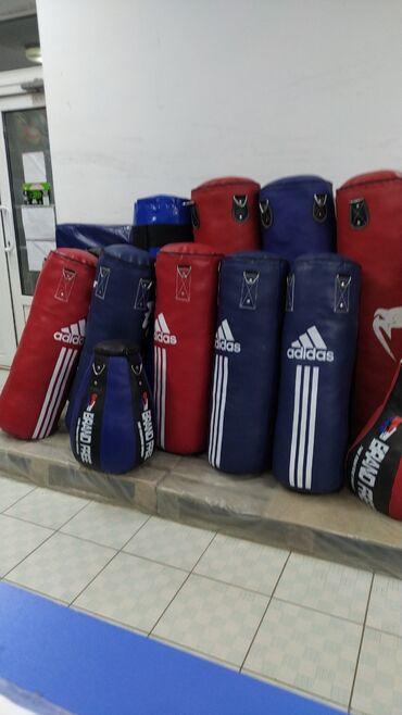 боксерская груша бишкек in Кыргызстан   ПЕРЧАТКИ: Груша Боксерские груши Боксёрский мешок